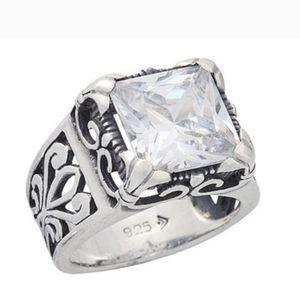 Silpada Sterling Silver Uptown Scrolled Ring